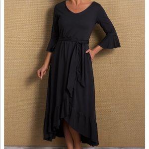 Soft Surroundings XS Springtime Ruffle Dress
